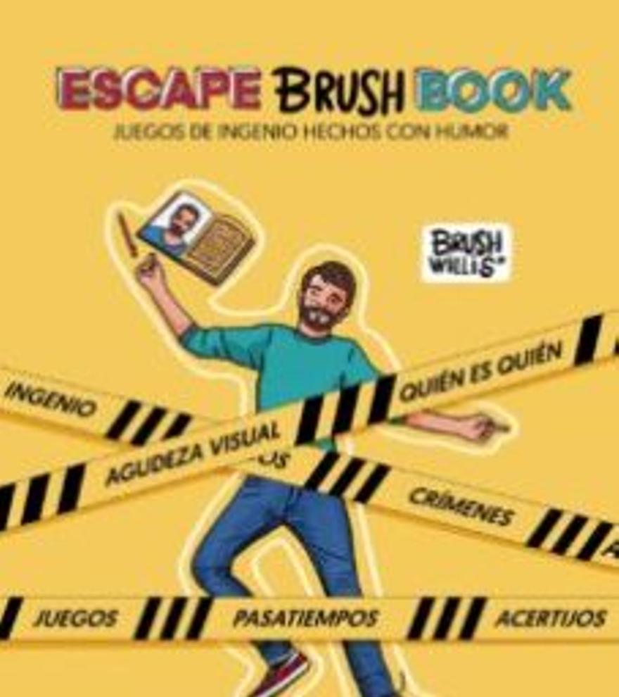 56 Fira del Llibre de València: Presentación libro Escape Brush Book