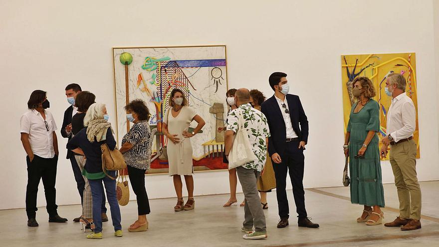 NIt de l'Art 2021 | De Beuys  a Lüpertz,  un paseo por los tesoros del National-Bank