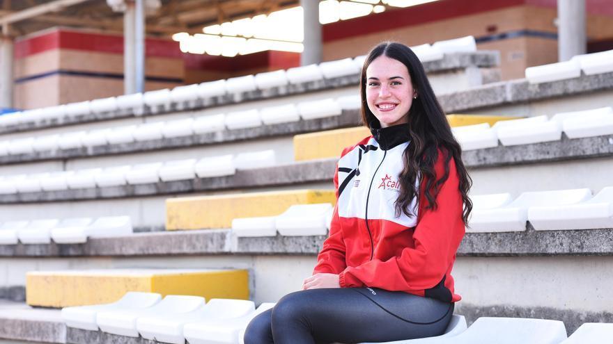 El sueño olímpico de Carmen Avilés tendrá que esperar
