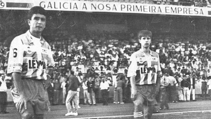 Juanito, 51 años de futbolista