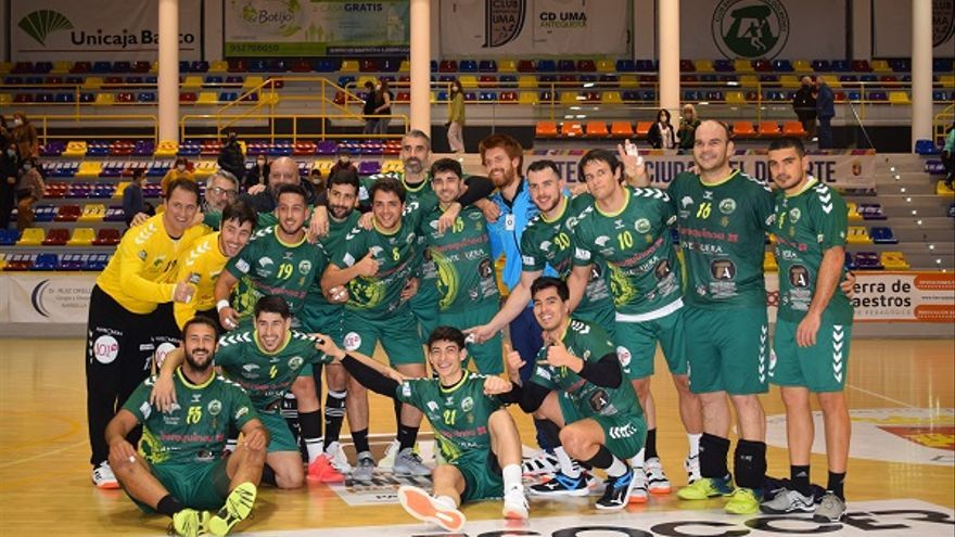 El BM Iberoquinoa Antequera puede ascender este sábado a la Liga Asobal