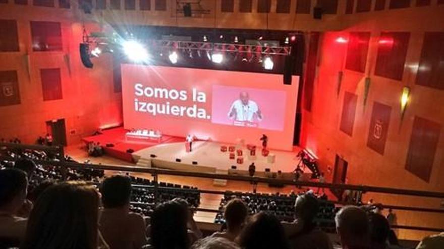 """Militantes socialistas impulsan una plataforma que aboga por """"una transformación"""" del PSOE-A """"desde la base"""""""