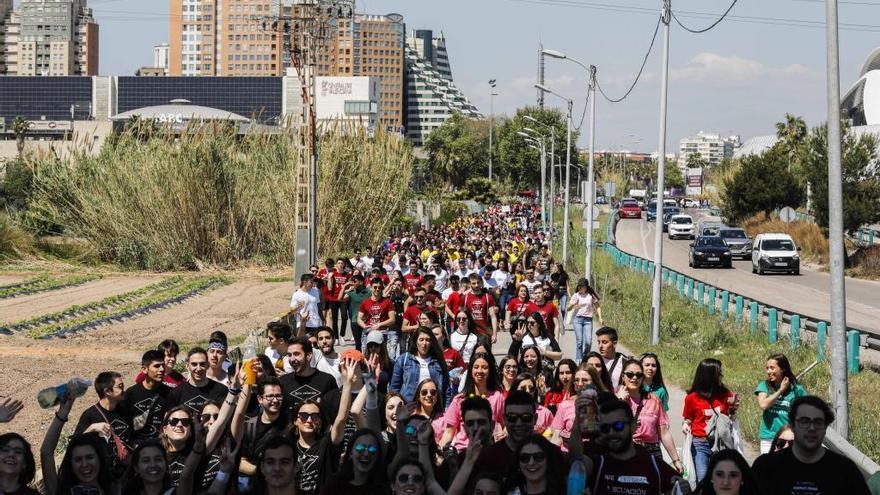 València rechaza el recurso de Paellas Universitarias