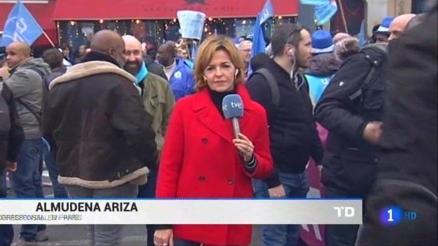 Con un 61,8% a favor, Almudena renuncia
