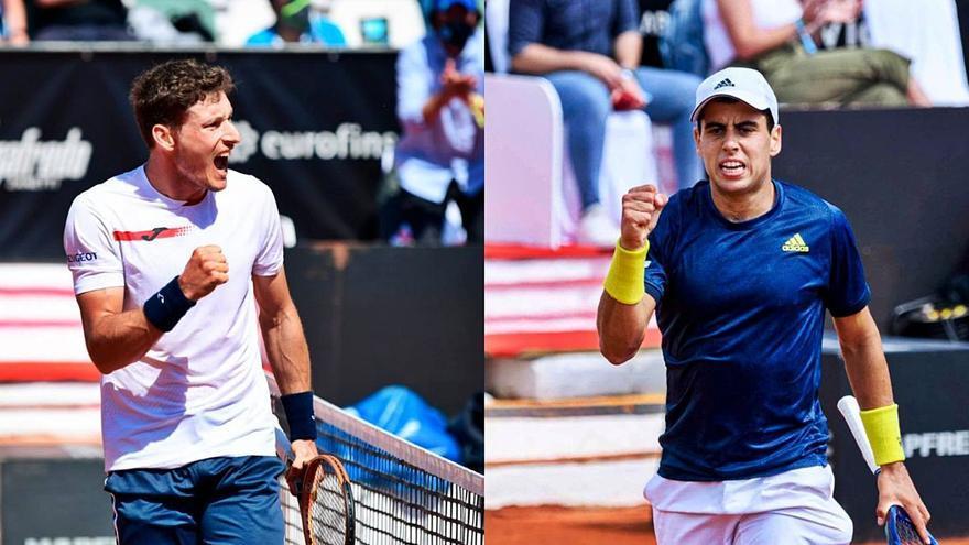Pablo Carreño y Jaume Munar se medirán en la final del Andalucía Open de Marbella