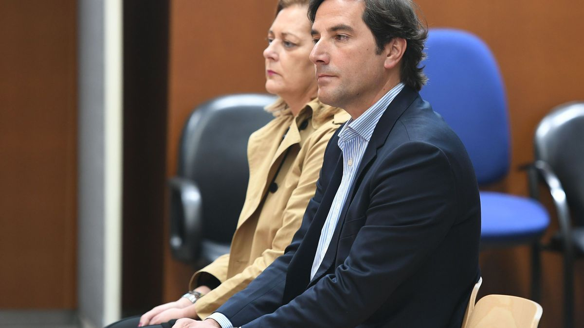 Ernesto Anido y Belia Vellón en la Audiencia en 2019