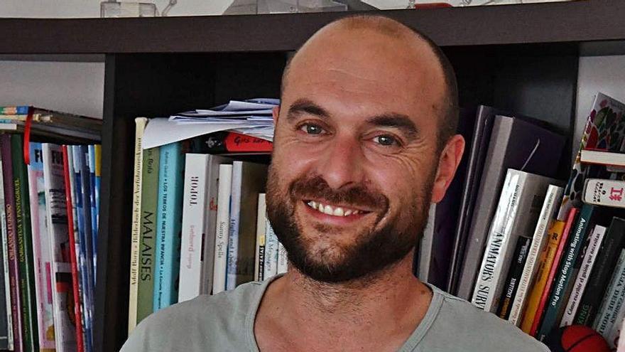 """Alberto Vázquez: """"El premio es poder vivir de esto"""""""