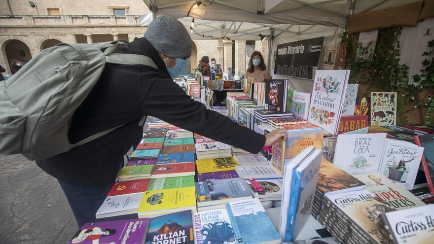 Una Setmana del Llibre con más participación se celebrará entre el 28 de octubre y el 1 de noviembre
