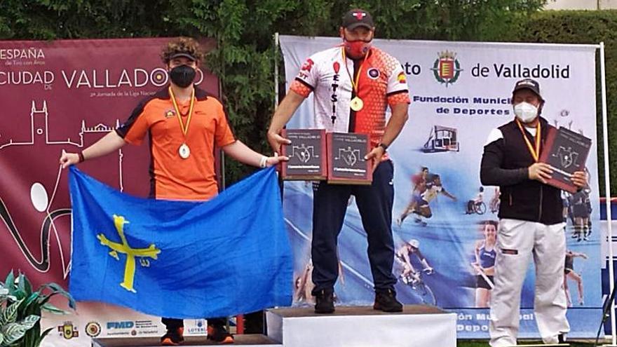 Kevin Arias, plata en el Gran Premio de España