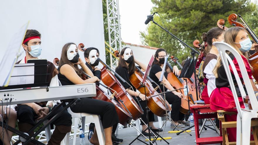 Arranca el festival Pantalla Alborache para acercar el cine a los más pequeños