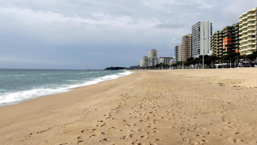 Platja d'Aro dividirà la platja en vuit sectors