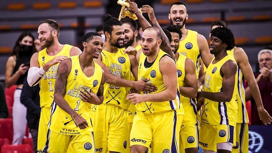 Lavrio Megabolt: Un equipo joven y desconocido en el baloncesto europeo