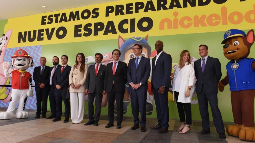 El parque de ocio Nickelodeon abrirá en Murcia en otoño