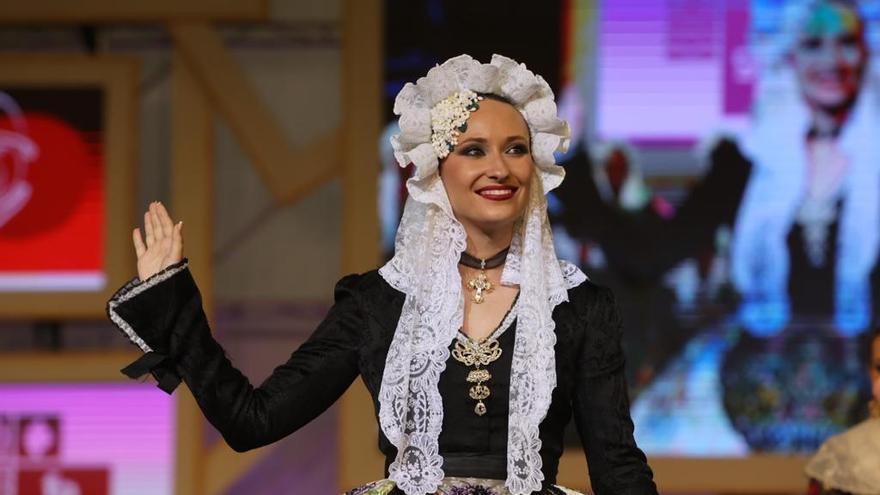 Marina Niceto Valera, de la Hoguera San Blas, Bellea del Foc 2022