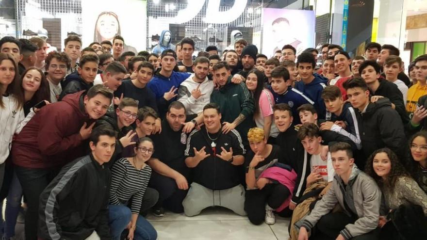 La pasión por el 'freestyle' invade Castellón