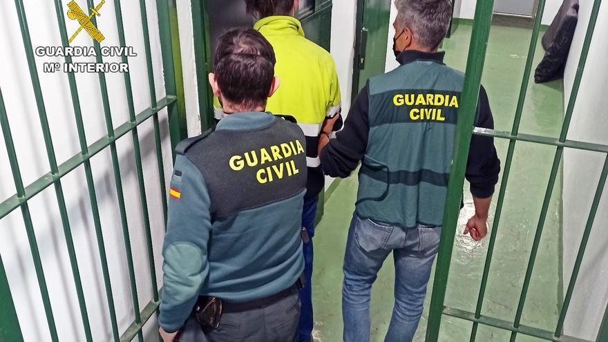 Cae en Torre Pacheco un delincuente buscado por un juzgado de Cartagena