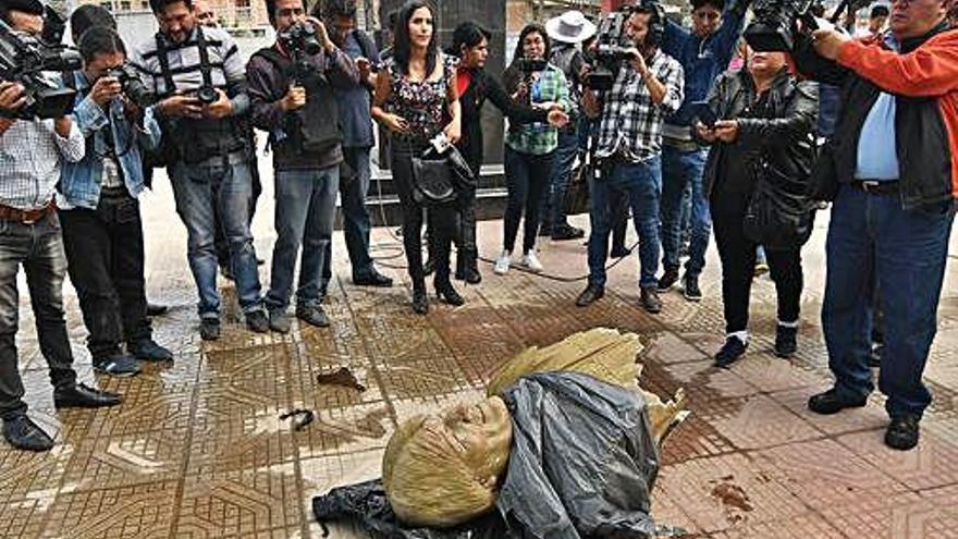 Evo Morales adverteix   que si torna a Bolívia, crearà «milícies armades»
