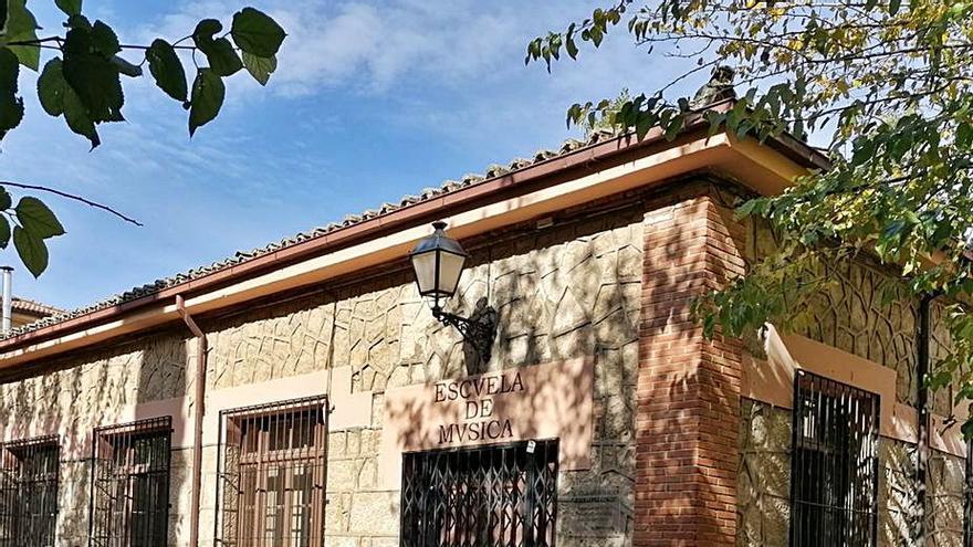 La Escuela de Música de Toro retoma las clases presenciales distribuidas en tres sedes