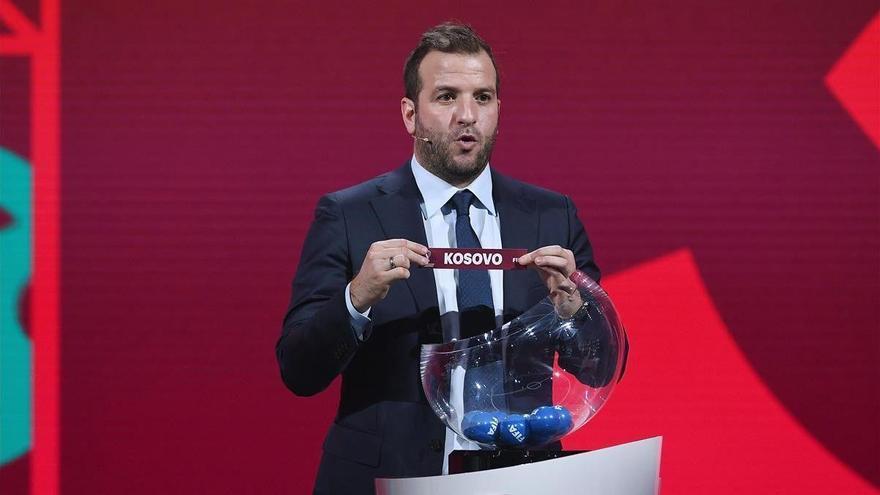 España negociará con la FIFA las condiciones de los partidos contra Kosovo