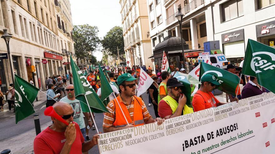 Ratifican el acuerdo que pone fin a la huelga provincial en el sector de ambulancias