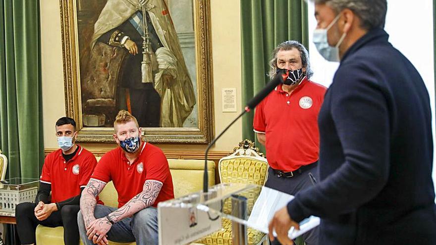 """El Círculo Gijón Baloncesto cree que es hora de valorar """"si Gijón quiere un equipo en la élite"""""""