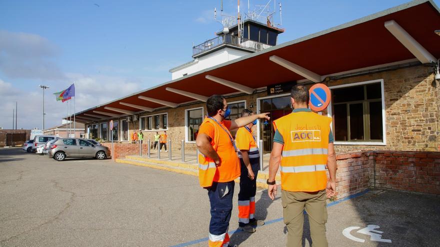 Las obras de la terminal del aeropuerto empiezan una década después de la ampliación de la pista