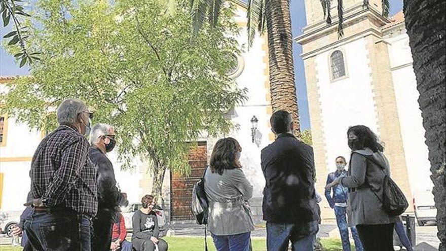 El Club Patrimonio organiza 12 acciones para el mes de abril
