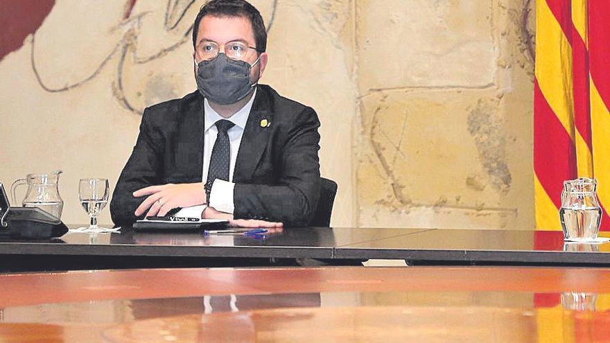 Puig se reunirá con Aragonés para la reconexión con Cataluña