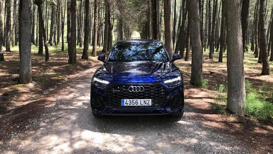 Nuevo Audi Q5 Sportback 2021: elegancia y deportividad