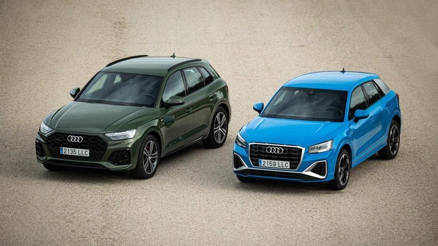 Audi renueva los SUV Q2 y Q5 de cara a 2021