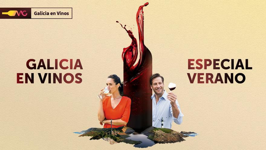 Los mejores vinos para brindar este verano, con Galicia en Vinos