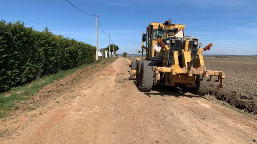 """El PP de Moraleja de Sayago pide el arreglo de los caminos por """"intransitables"""""""