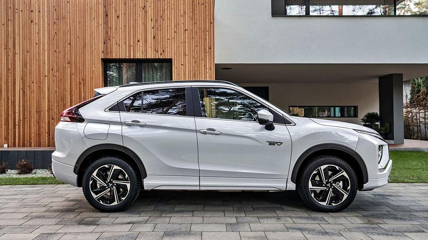 Mitsubishi presenta su segundo PHEV