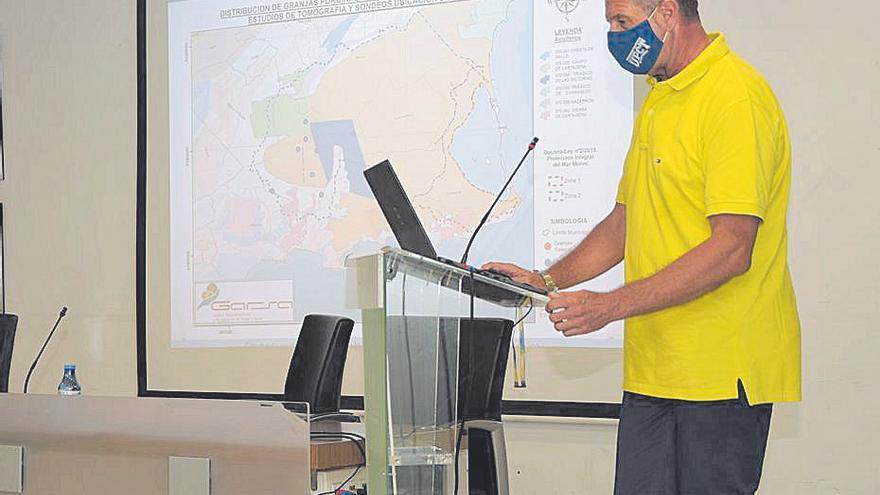 Investigadores de la UPCT recomiendan vigilar la lixiviación de las balsas de purines en Fuente Álamo