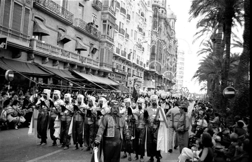 HOGUERAS 1972