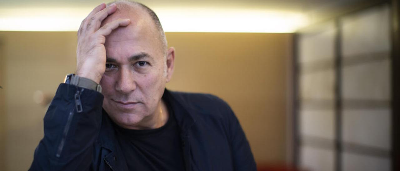 """Ferzan Ozpetek: """"Yo no meto la homosexualidad en mis películas, son los otros los que la quitan"""""""