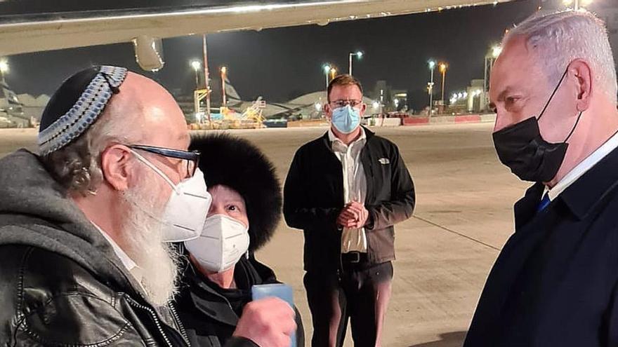 El espía israelí Jonathan Pollard llega a Israel tras cumplir 35 años en EEUU