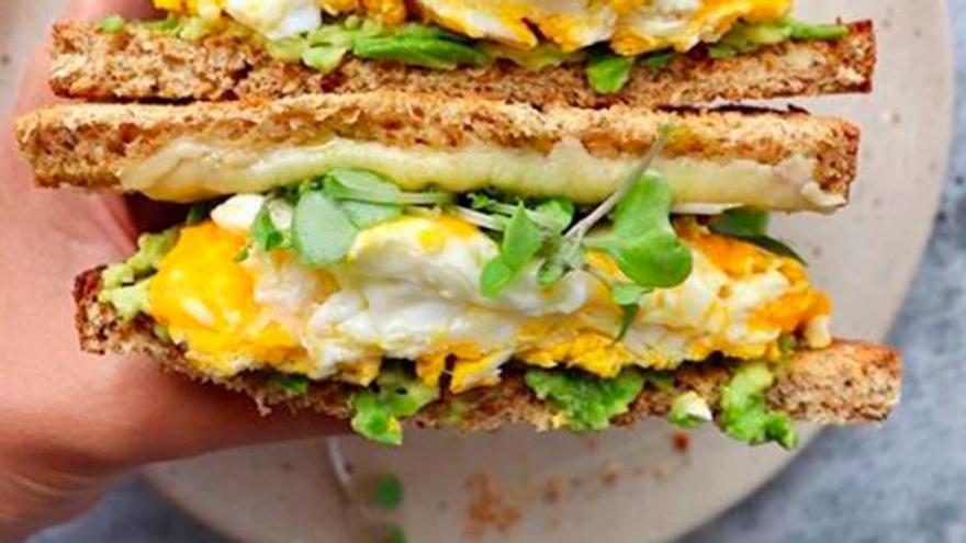 Estos son los ingredientes que puedes ponerle sin miedo al sándwich: son sanos y no engordan