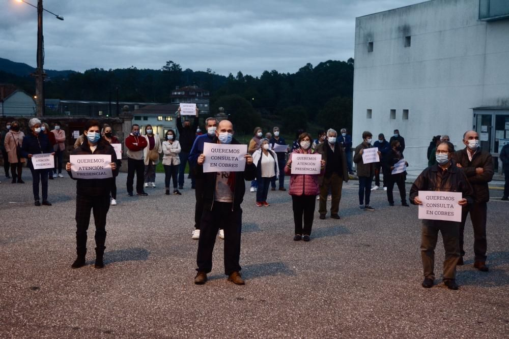 Vilaboa urge la reapertura del ambulatorio de Santa Cristina de Cobres