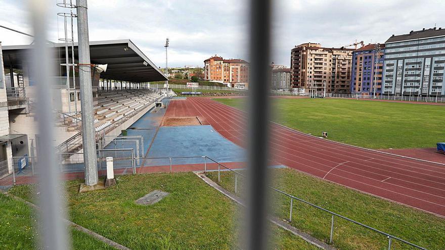 Adjudican a la empresa Mondo Ibérica las obras de mejora de la pista de atletismo Yago Lamela