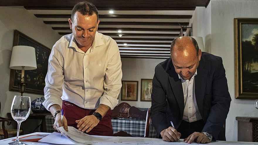 """PP y Ciudadanos hablan de """"normalidad"""" en la coalición tras el choque en la Diputación de Zamora"""