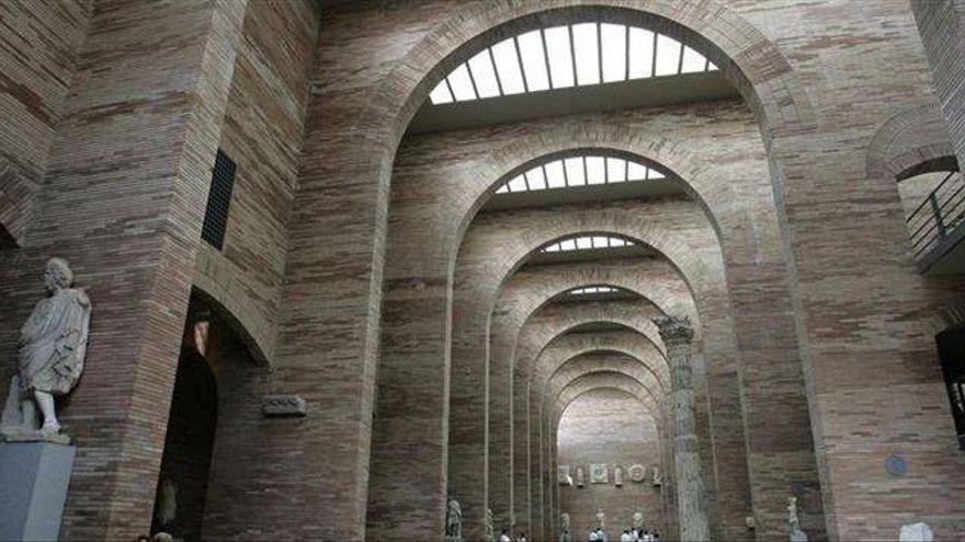 Las visitas al museo romano superan a las de 2019
