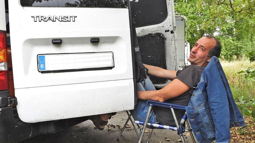 Pagar un alquiler o...vivir en la furgoneta