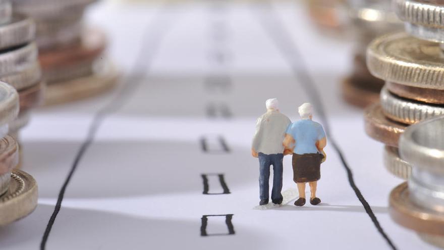 El gasto en pensiones supera por primera vez en la historia los 10.000 millones