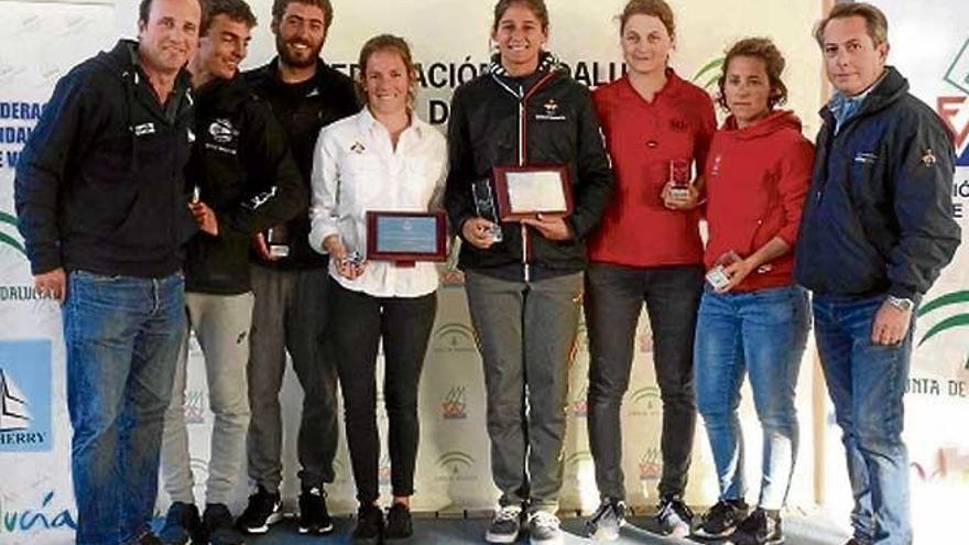 Silvia Mas y Sergi Escandell son campeones de España