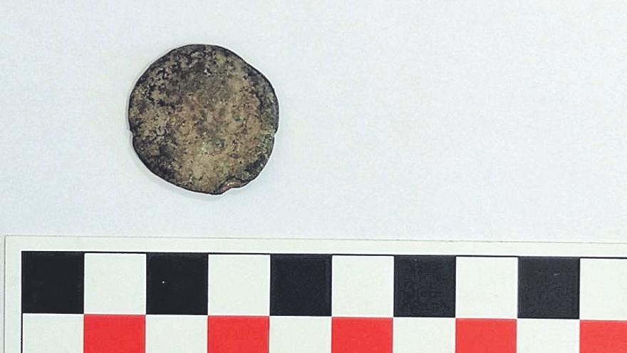 Una excavación en una vivienda remonta el origen de Benetússer a la época romana