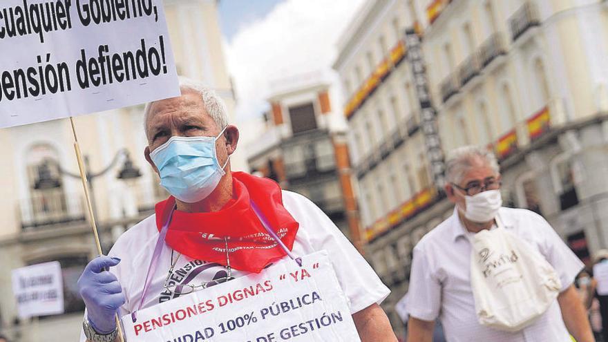 Las pensiones no contributivas subirán el 1,8%