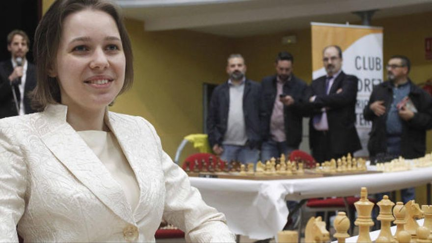 El Ayuntamiento Paterna aplaude la decisión de las hermanas Muzychuk de no acudir Mundial