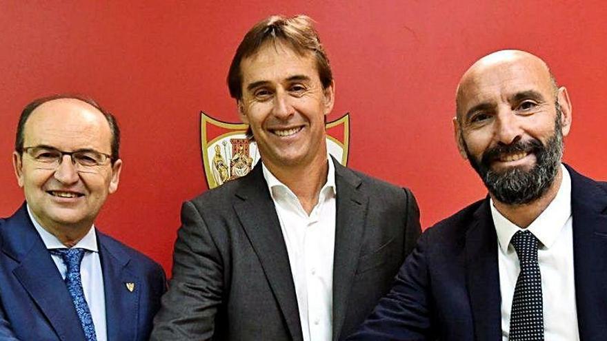 Monchi prepara un golpe definitivo para reforzar al Sevilla FC