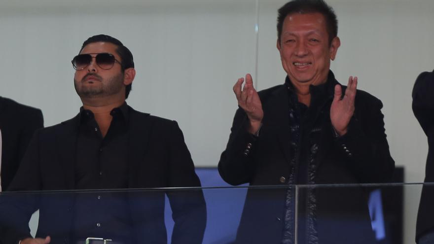 El príncipe de Johor insinúa que va a comprar el Valencia CF el próximo mes de junio